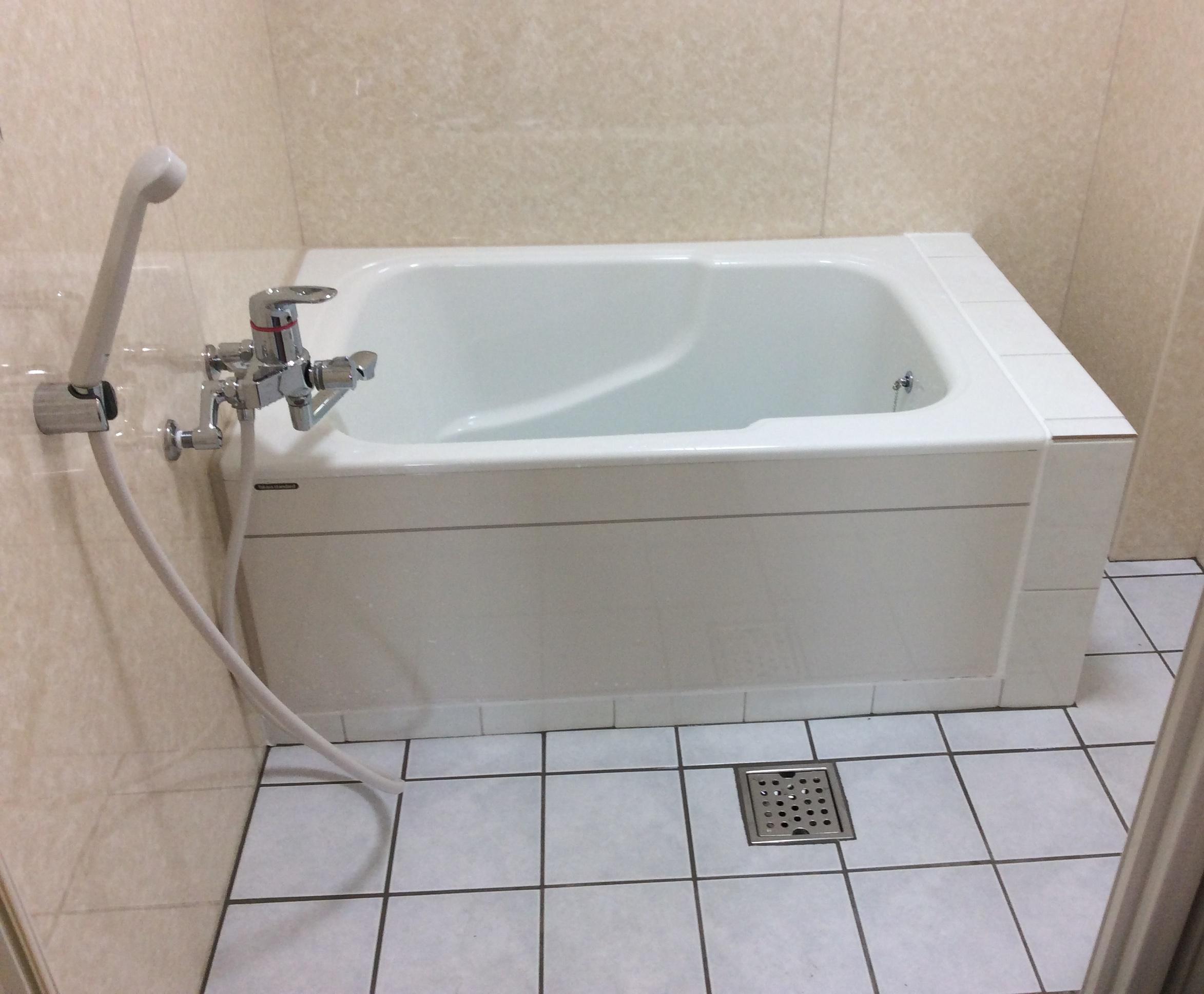 ②浴槽(後)